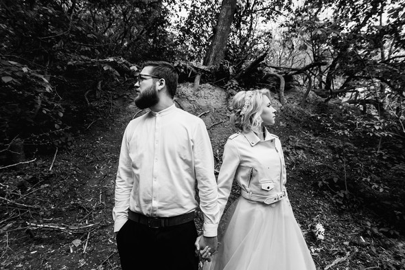 Свадьба Антон и Настя - фото №15