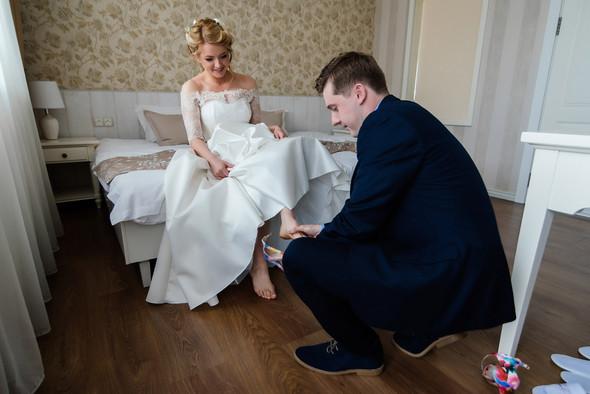Свадьба Виктор и Света - фото №15