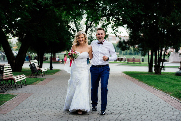 Свадьба Виталик и Яна - фото №28