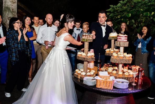 Свадьба Игорь и Кристина - фото №85