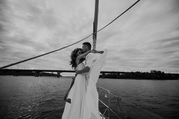 "Wedding ""Evening gold"" - фото №28"