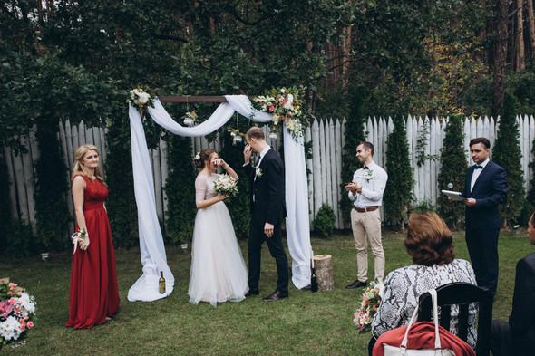 Rustic Weddings - фото №37