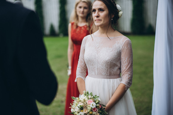 Rustic Weddings - фото №32