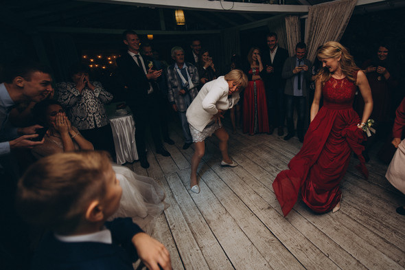 Rustic Weddings - фото №57