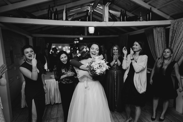 Rustic Weddings - фото №62