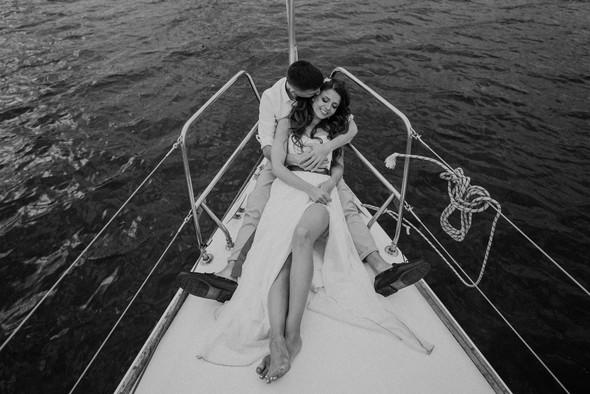 "Wedding ""Evening gold"" - фото №29"
