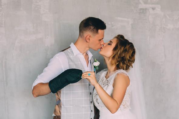 Кедная свадьба Оля и Олег - фото №27