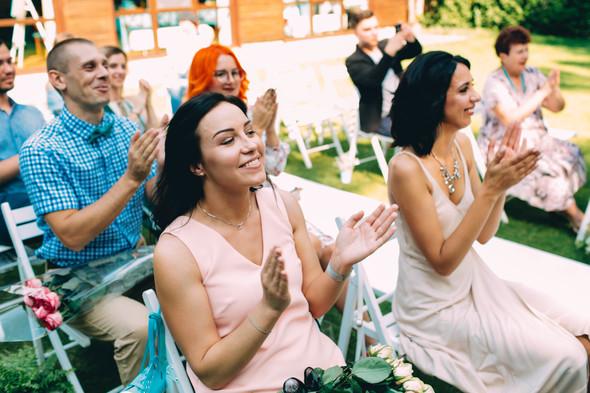 Кедная свадьба Оля и Олег - фото №40