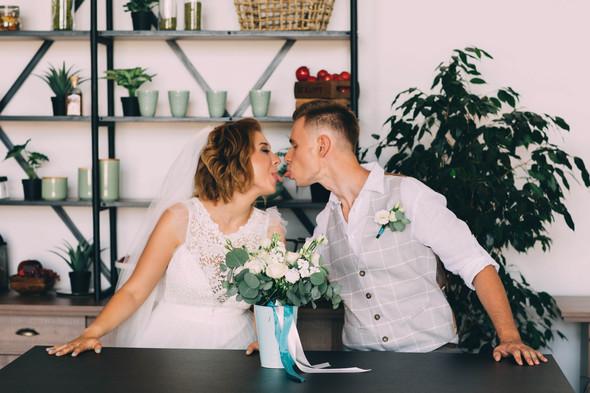 Кедная свадьба Оля и Олег - фото №26