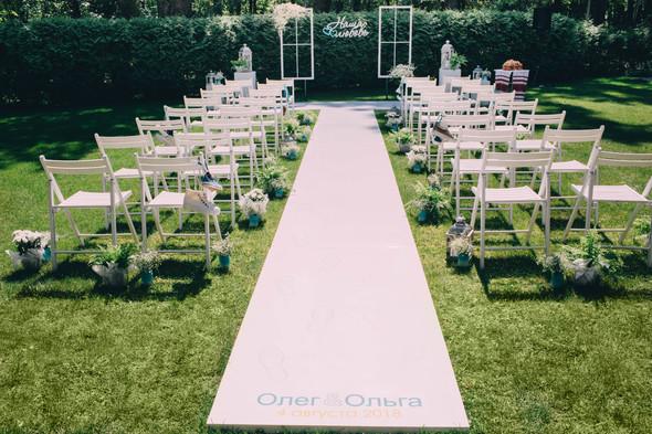 Кедная свадьба Оля и Олег - фото №35