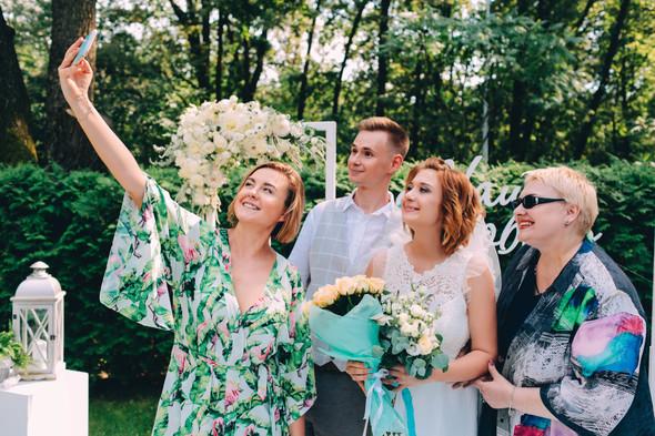 Кедная свадьба Оля и Олег - фото №44