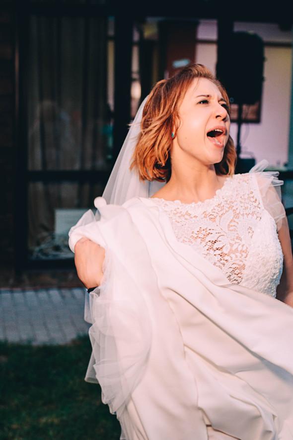 Кедная свадьба Оля и Олег - фото №61