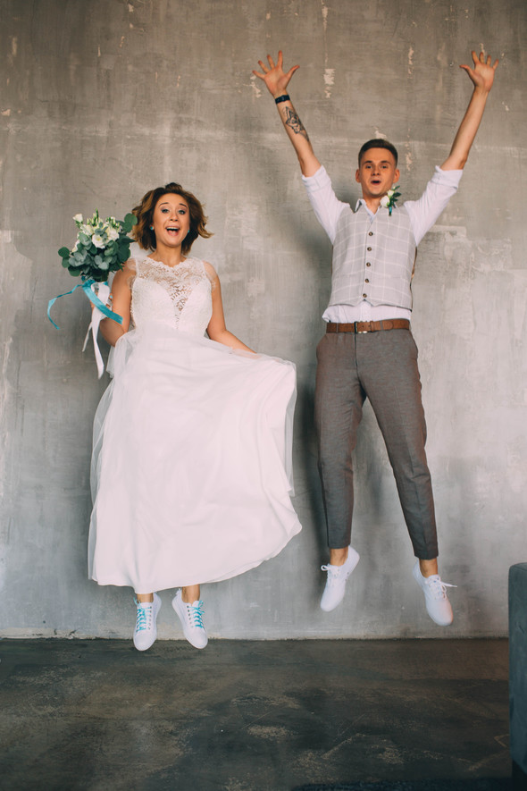 Кедная свадьба Оля и Олег - фото №18