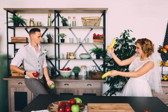 Кедная свадьба Оля и Олег - фото №15