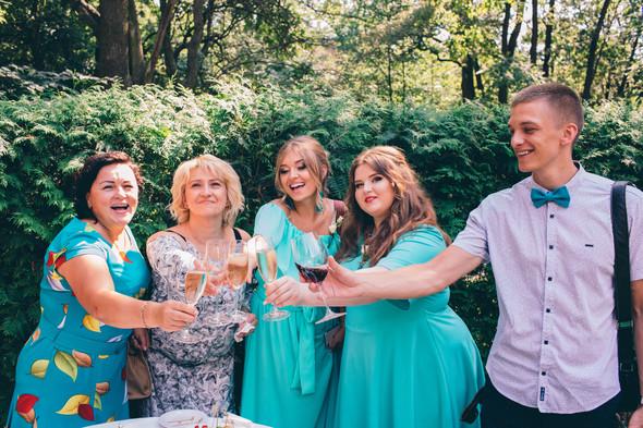 Кедная свадьба Оля и Олег - фото №45