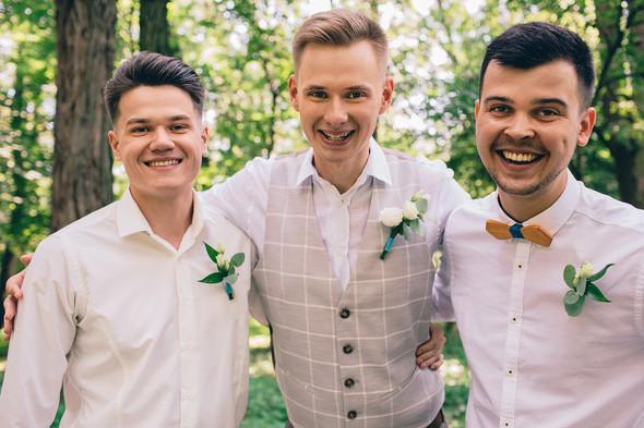 Кедная свадьба Оля и Олег - фото №46