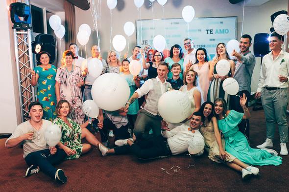 Кедная свадьба Оля и Олег - фото №64