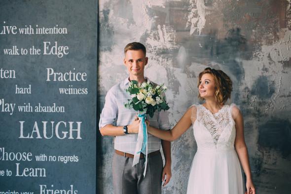 Кедная свадьба Оля и Олег - фото №29