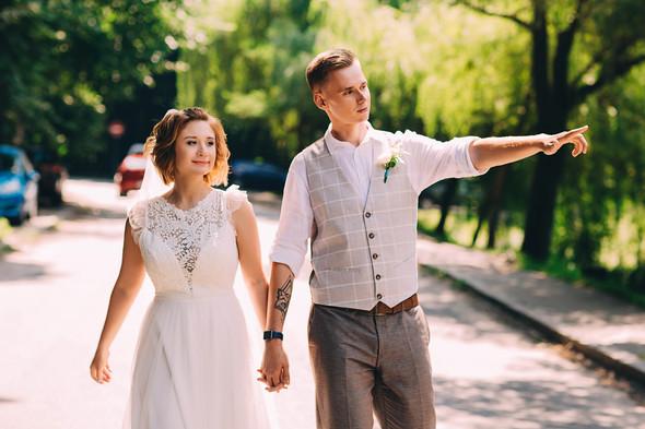 Кедная свадьба Оля и Олег - фото №31