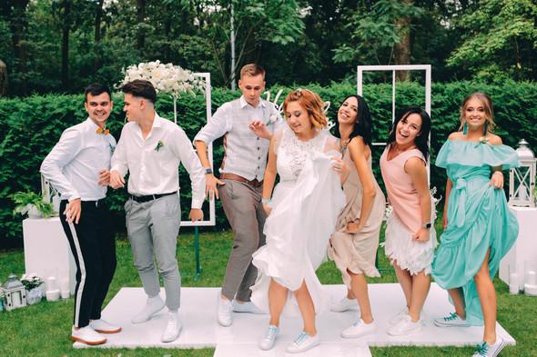Кедная свадьба Оля и Олег - фото №53