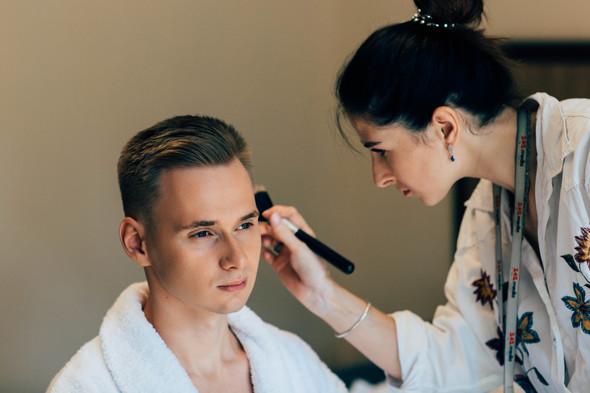 Кедная свадьба Оля и Олег - фото №5