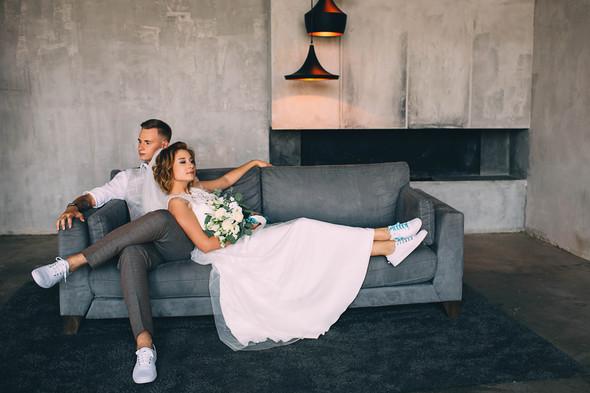 Кедная свадьба Оля и Олег - фото №16