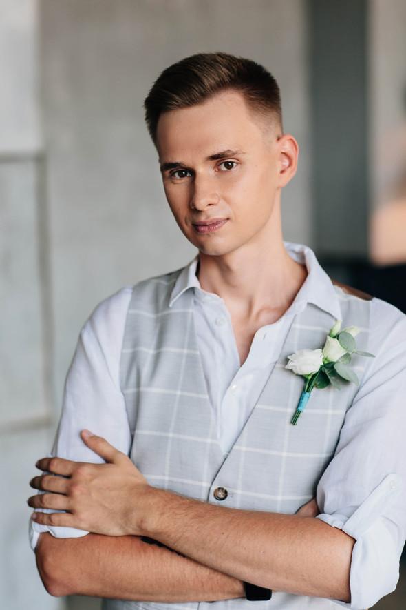 Кедная свадьба Оля и Олег - фото №20