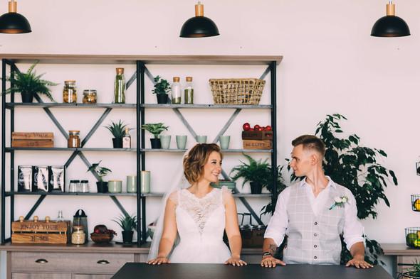 Кедная свадьба Оля и Олег - фото №24