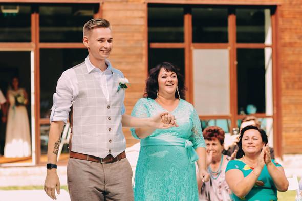 Кедная свадьба Оля и Олег - фото №33