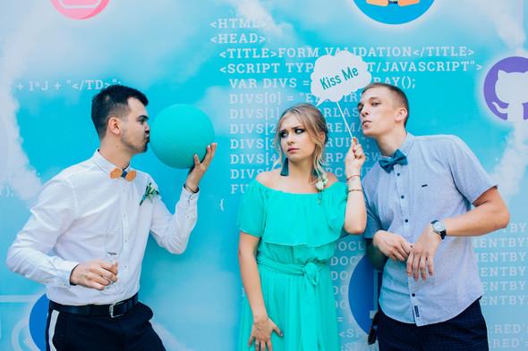Кедная свадьба Оля и Олег - фото №48