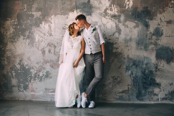 Кедная свадьба Оля и Олег - фото №13