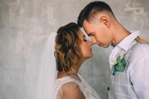 Кедная свадьба Оля и Олег - фото №19