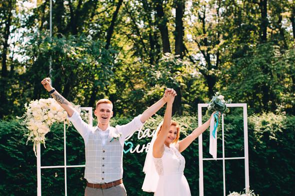 Кедная свадьба Оля и Олег - фото №39