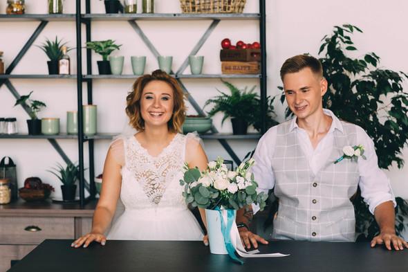 Кедная свадьба Оля и Олег - фото №25