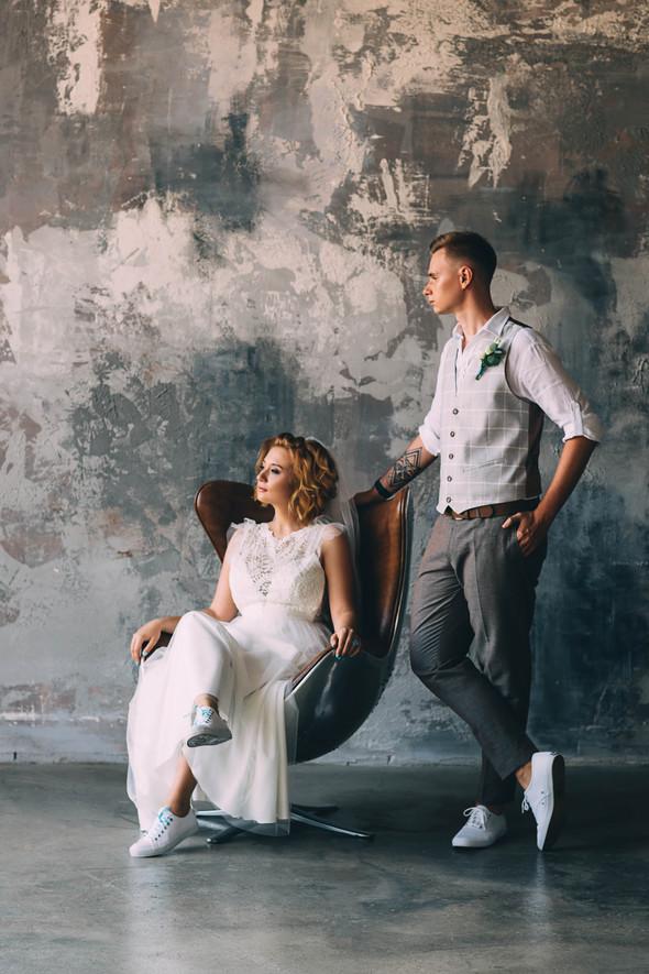 Кедная свадьба Оля и Олег - фото №11