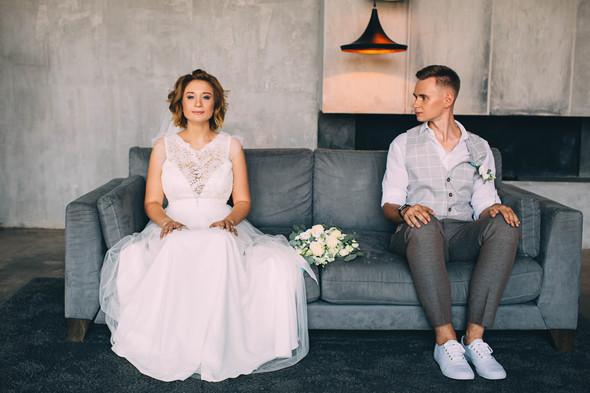Кедная свадьба Оля и Олег - фото №17