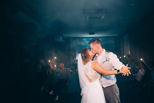 Кедная свадьба Оля и Олег - фото №62