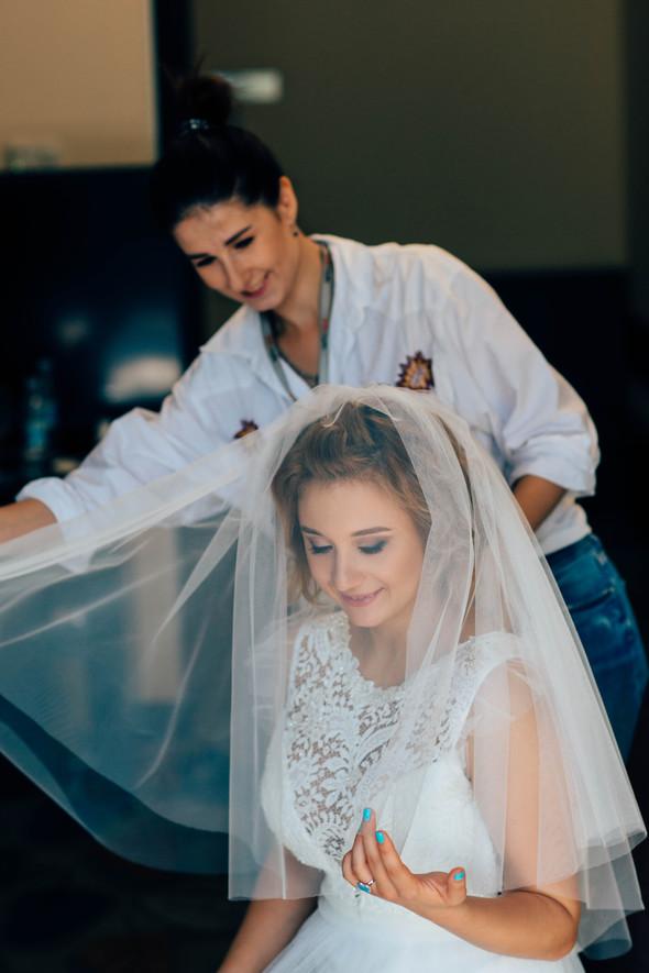 Кедная свадьба Оля и Олег - фото №7
