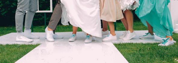 Кедная свадьба Оля и Олег - фото №54