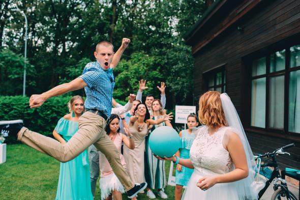 Кедная свадьба Оля и Олег - фото №56