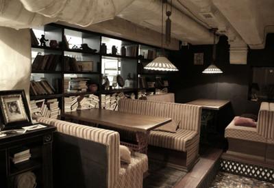 Кафе «Мыши Бляхера» - место для фотосессии в Днепре - портфолио 2