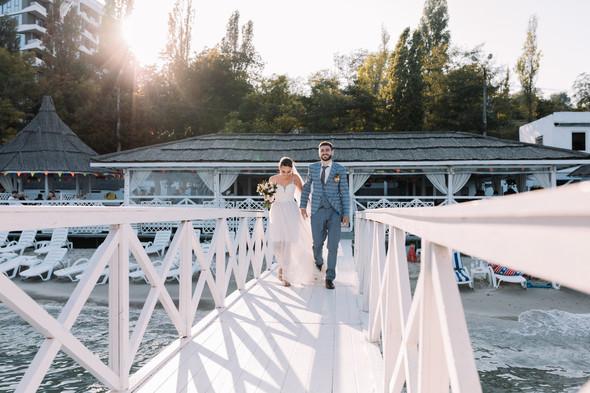 Renat and Dasha - wedding in Odessa - фото №33