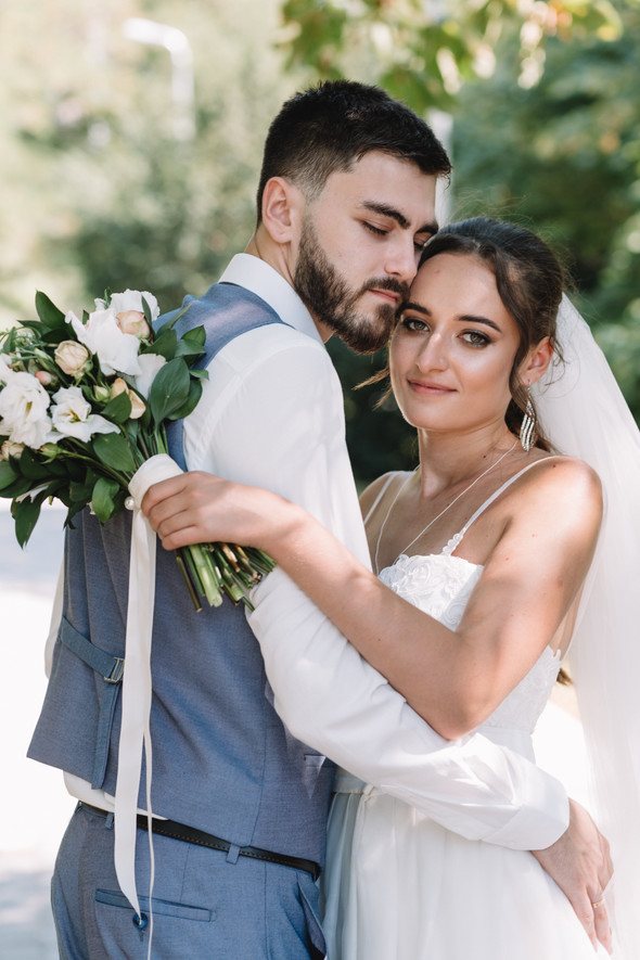 Renat and Dasha - wedding in Odessa - фото №23