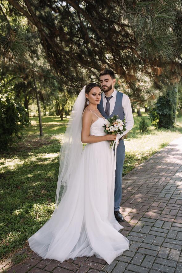 Renat and Dasha - wedding in Odessa - фото №18