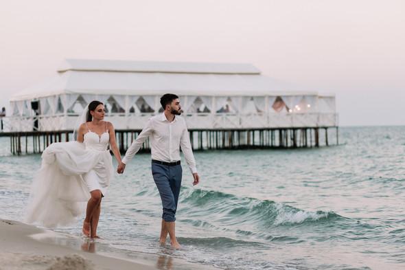 Renat and Dasha - wedding in Odessa - фото №36