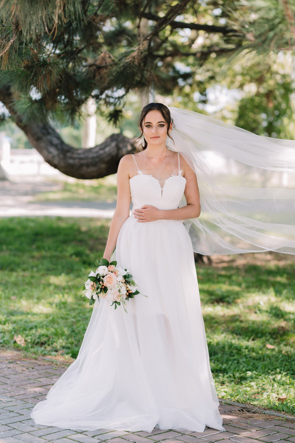 Renat and Dasha - wedding in Odessa - фото №20