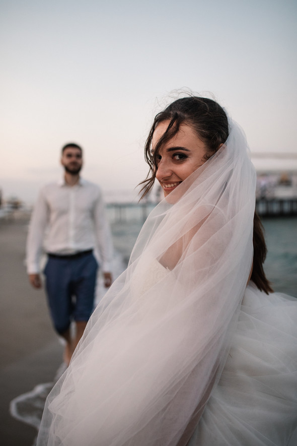 Renat and Dasha - wedding in Odessa - фото №37