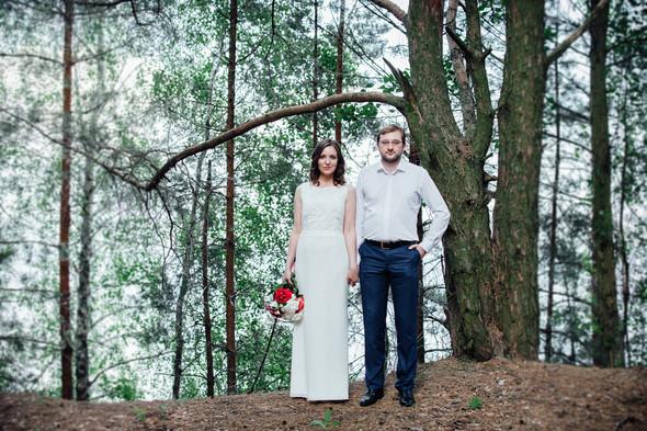 Маша и Сергей - фото №7
