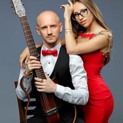 Акустический дуэт « #Соседи » - музыканты, dj в Одессе - фото 2