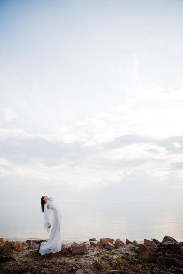 Весільні Фантазії на березі Київського Моря - фото №14